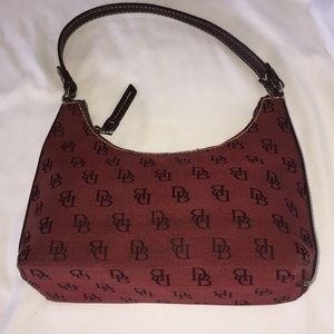 Small Dooney & Bourke satchel